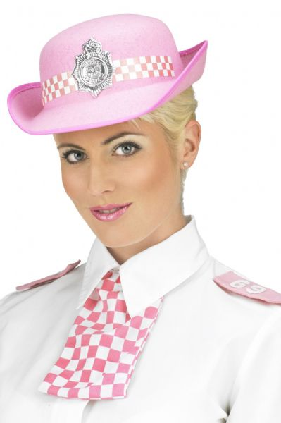 Police Woman's Set - Pink